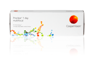 Proclear 1-Day Multifocal 30 pack